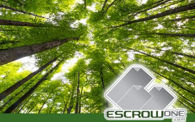 EscrowOne, Inc. is GREEN!
