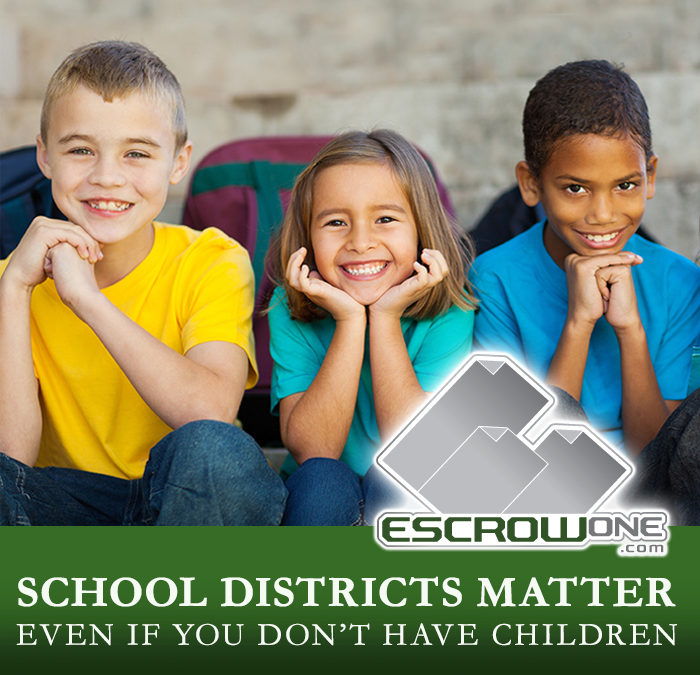 5 Reasons School Districts Matter Even If You Don't Have Any Children