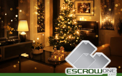 Holiday Tips From EscrowOne, Inc.